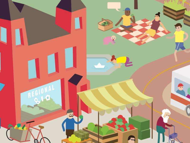 Ihre Gemeinde – gesund und lebenswert